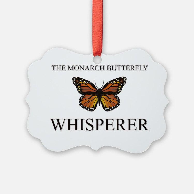 MONARCH-BUTTERFLY12172 Ornament