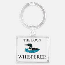 LOON104194 Landscape Keychain