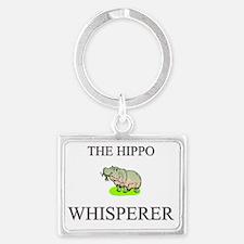HIPPO29232 Landscape Keychain