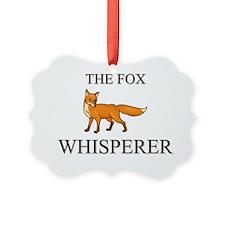 FOX141271 Ornament
