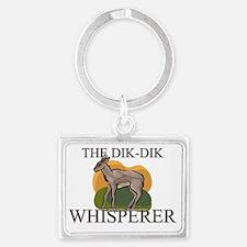 DIK-DIK68301 Landscape Keychain
