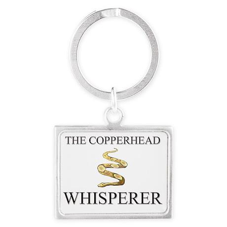 COPPERHEAD100318 Landscape Keychain