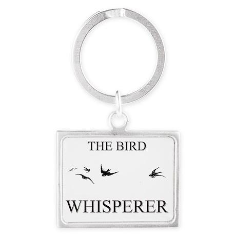BIRD91377 Landscape Keychain