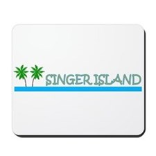 Singer Island, Florida Mousepad