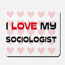 SOCIOLOGIST59 Mousepad