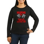 Bible Quran WMD Shirt (Brown LS) F