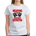 Bible Quran WMD T-Shirt (White) F