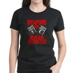 Bible Quran WMD T-Shirt (Black) F