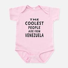The Coolest Venezuela Design Infant Bodysuit