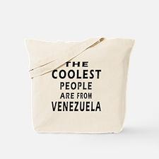 The Coolest Venezuela Design Tote Bag