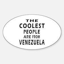 The Coolest Venezuela Design Decal