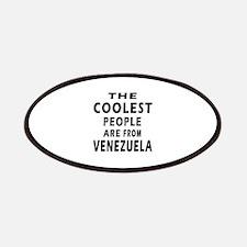 The Coolest Venezuela Design Patches
