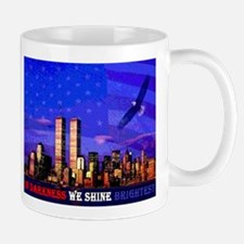 9 11 Memorial Never Forget Mug