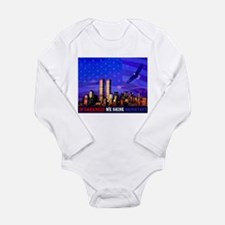 9 11 Memorial Never Forget Body Suit
