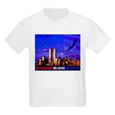 9 11 Memorial Never Forget T-Shirt