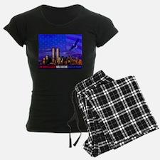 9 11 Memorial Never Forget Pajamas