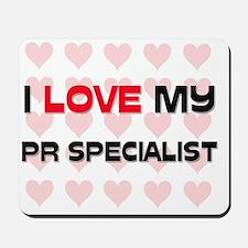 PR-SPECIALIST96 Mousepad