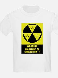 Gamer Activity Kids T-Shirt