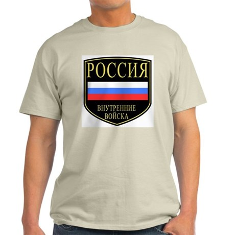 Russian Spetsnaz Ash Grey T-Shirt