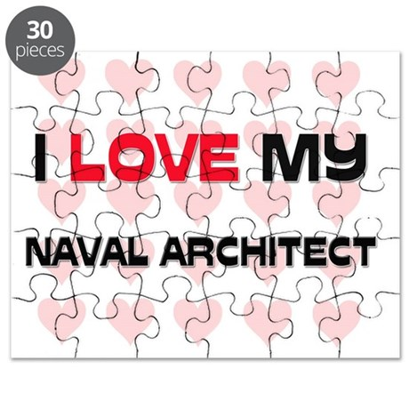 NAVAL ARCHITECT32 Puzzle