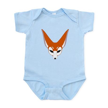 Red Fox Body Suit