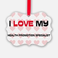 HEALTH-PROMOTION-SPE77 Ornament