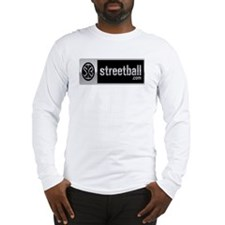 Streetball in my White-T