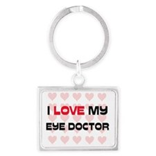 EYE-DOCTOR71 Landscape Keychain