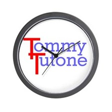 Tutone Wall Clock
