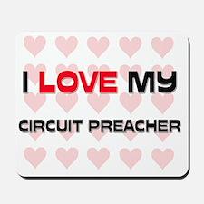 CIRCUIT-PREACHER132 Mousepad