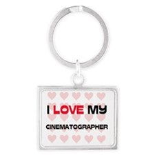 CINEMATOGRAPHER97 Landscape Keychain
