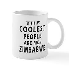 The Coolest Zimbabwe Design Mug