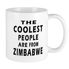 The Coolest Zimbabwe Design Mug