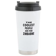The Coolest Zimbabwe Design Travel Mug