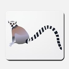Ring Tailed Lemur Mousepad