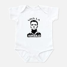 viVA La aRNoLD! Infant Bodysuit