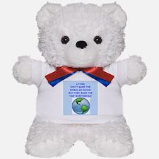 latkes Teddy Bear