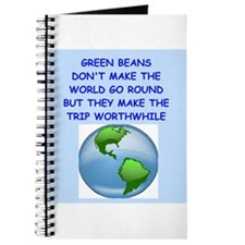 green beans Journal