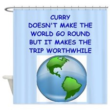 curry Shower Curtain