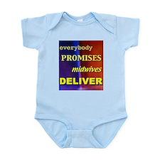 midwives deliver Infant Creeper