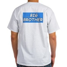 I'm going to be a...BIG BROTHER Ash Grey T-Shirt