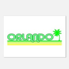 Orlando, Florida Postcards (Package of 8)
