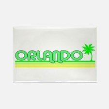 Orlando, Florida Rectangle Magnet