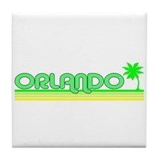 Orlando, Florida Tile Coaster