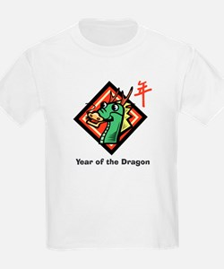 Year of the Dragon Kids T-Shirt