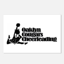 """Oaklyn Cougars """"Jump"""" Postcards (Package of 8)"""