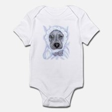 Baby Dane Blue Boy Infant Bodysuit