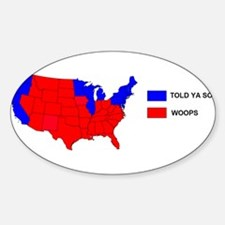04 MAP Oval Decal