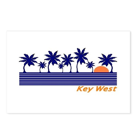 Key West, Florida Postcards (Package of 8)
