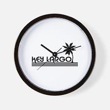 Key Largo, Florida Wall Clock